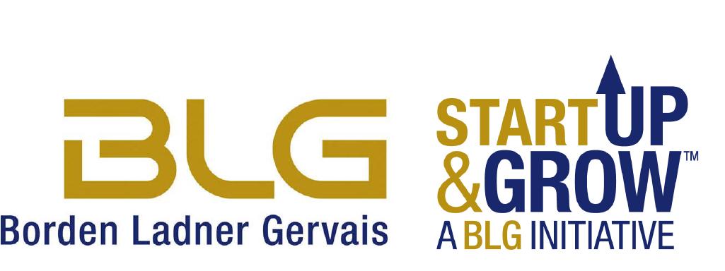 Borden Ladner Gervais LLP, StartUp & Grow