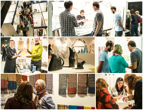 Great Northern Contemporary Craft Fair Event Images