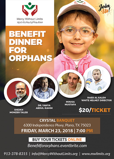 Benefit Dinner for Orphans