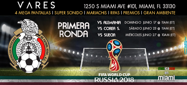 mexico world cup miami mexicans vares watch party