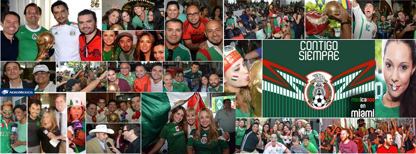 mundial fiesta mexicanos en miami