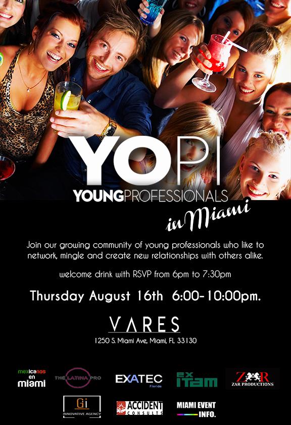 Young Professionals Miami