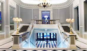Interior of Grand Connaught Rooms