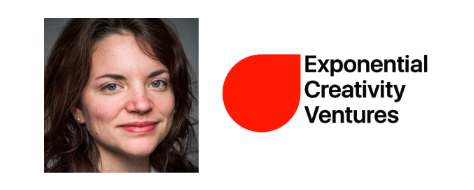Amelia Manderscheid, General Partner, Exponential Creativity Ventures
