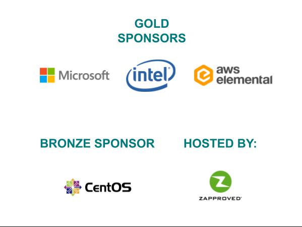 Sponsors of IoT Hackathon 2019