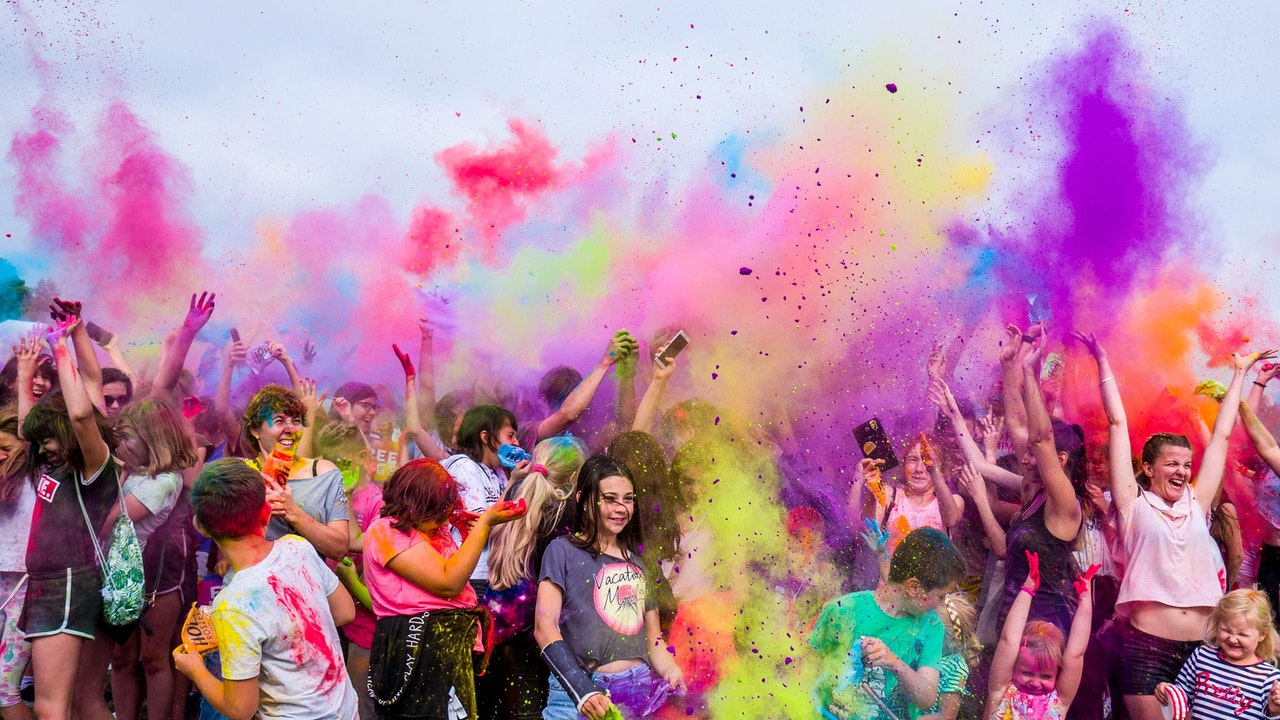 4th Annual Luton Foodbank Charity Colour Run Tickets Sat 28