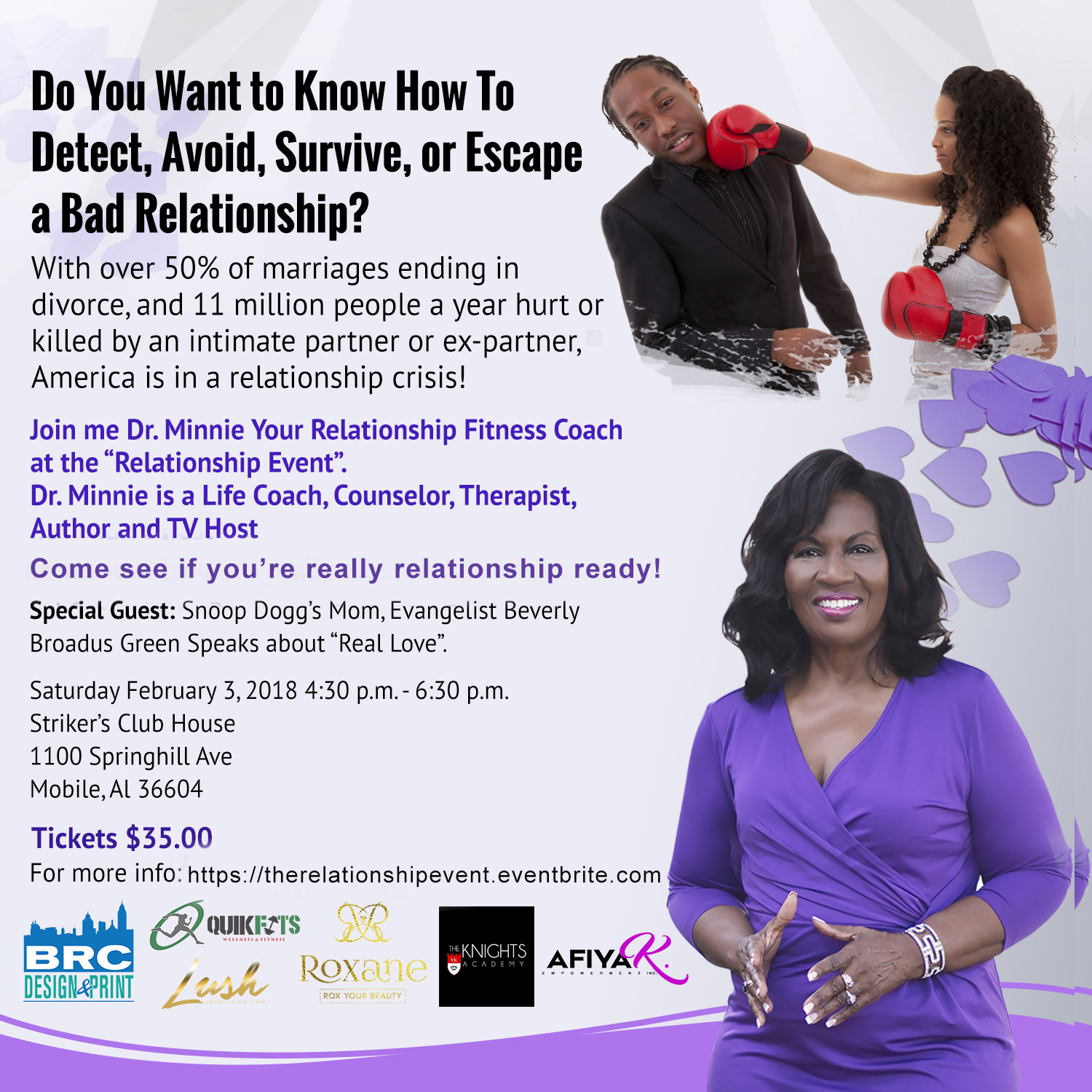 The Relationship Event