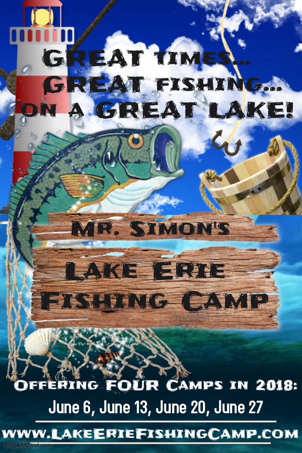 Lake Erie Fishing Camp