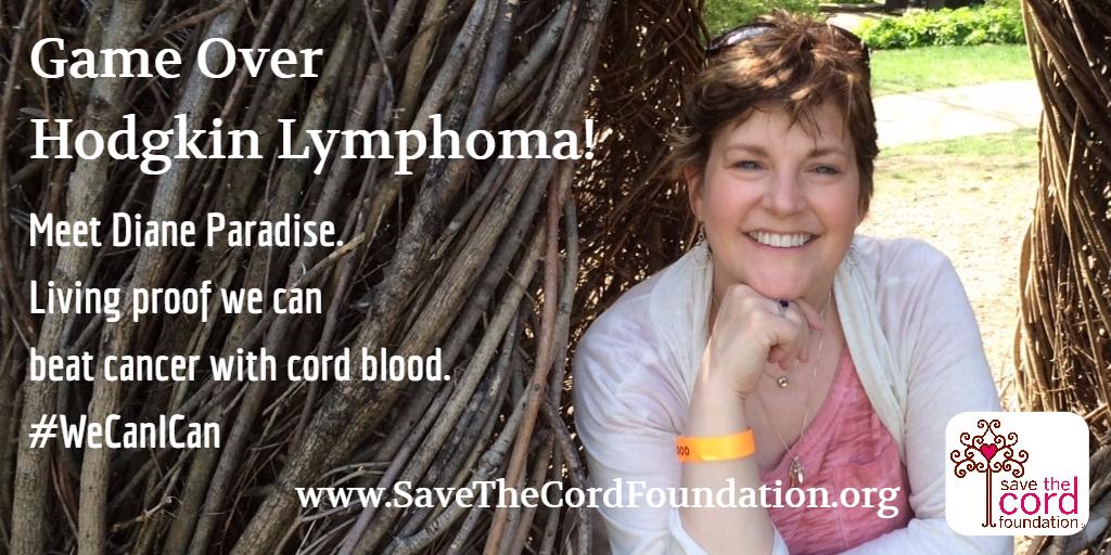 Cord blood to treat Hodgkins Lymphoma