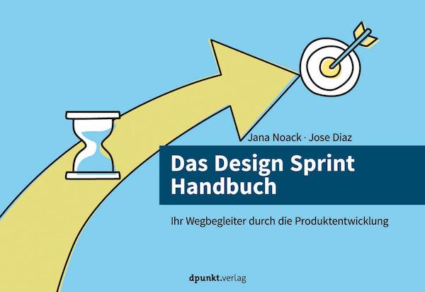 Das Design Sprint Handbuch von José Díaz