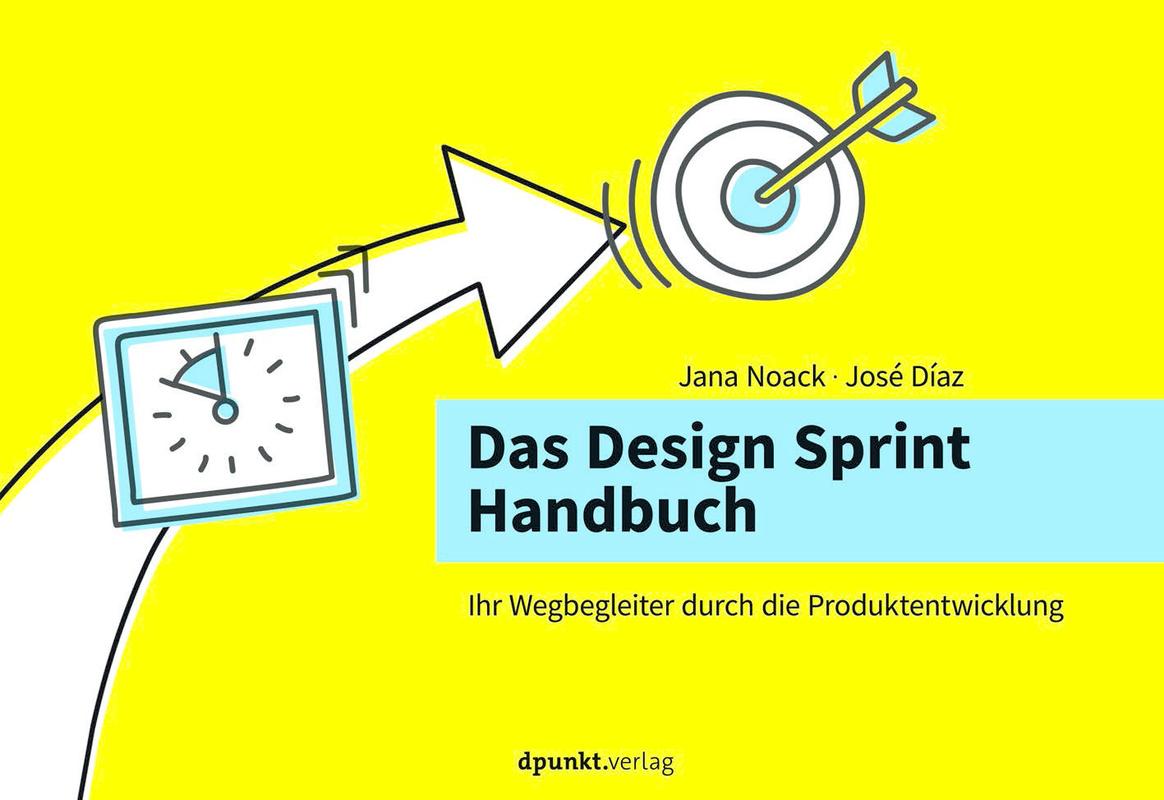 Das Design Sprint Handbuch Cover