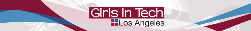 Girls in Tech LA Banner