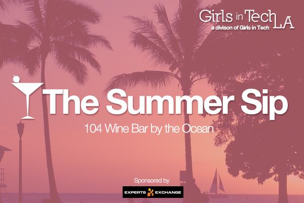 GIT Summer Sip