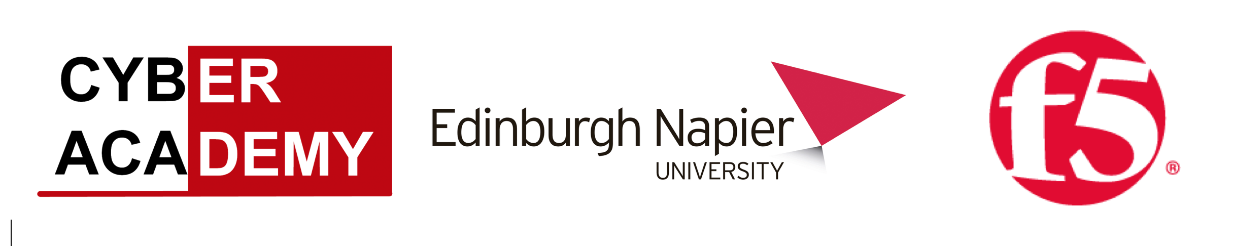 The Cyber Academy / Edinburgh Napier University / F5