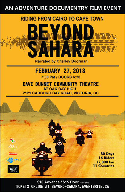 Beyond Sahara Official Poster