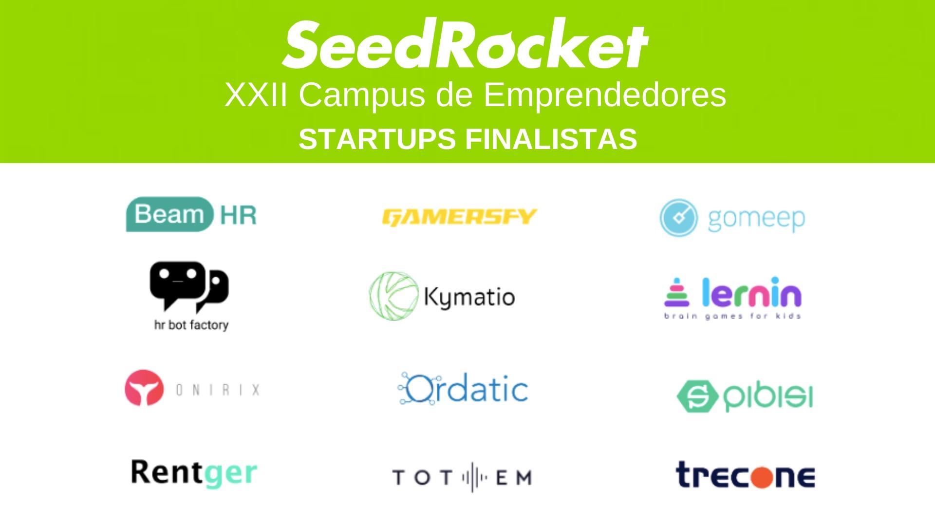 XXII Campus Madrid: finalistas