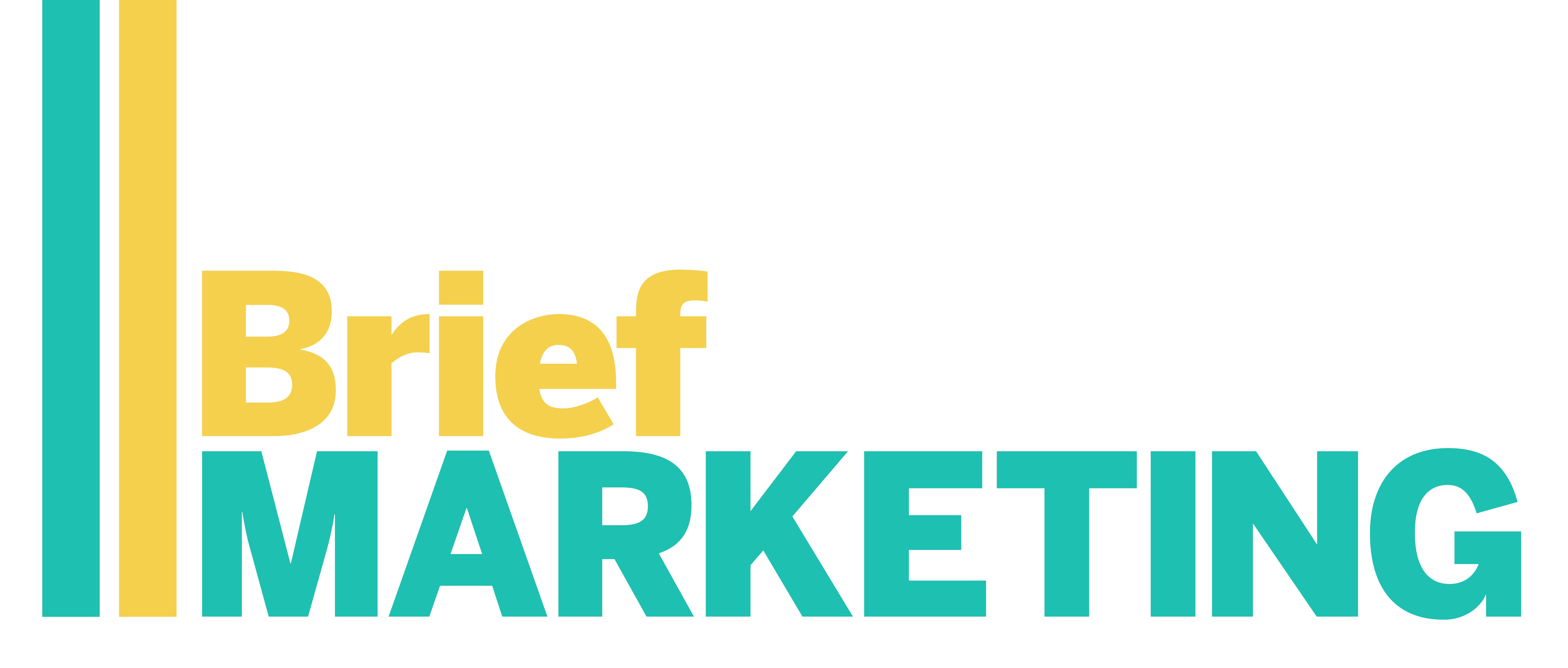 Brief Marketing full logo