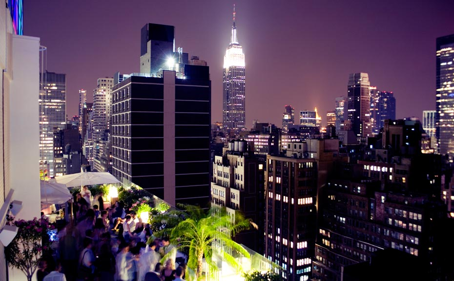 ROOFTOP PARTY | SATURDAY NIGHT | Sky Room NYC Tallest