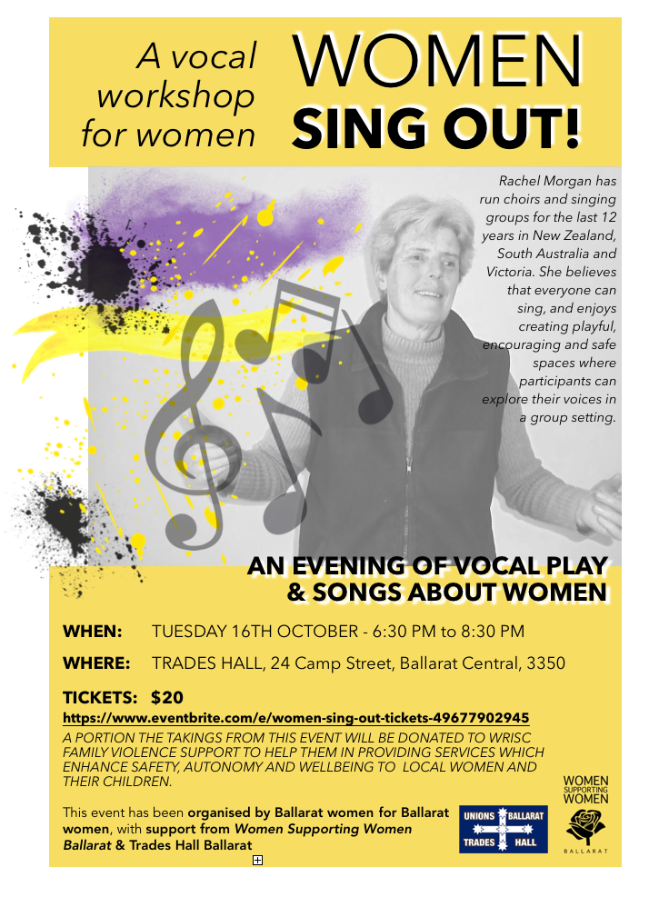 Women Sing Out