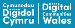 Digital Communities Wales Logo