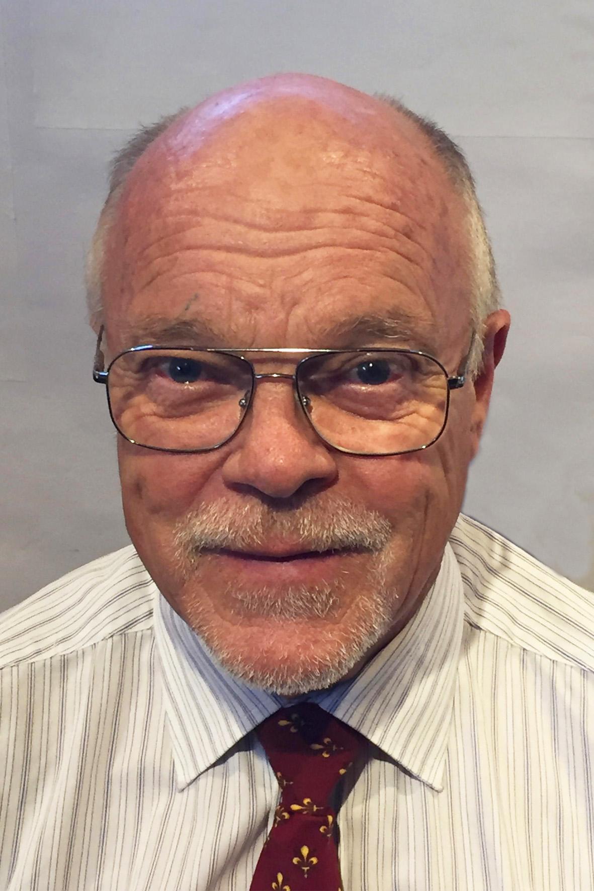 photo of Dr bob Jackson
