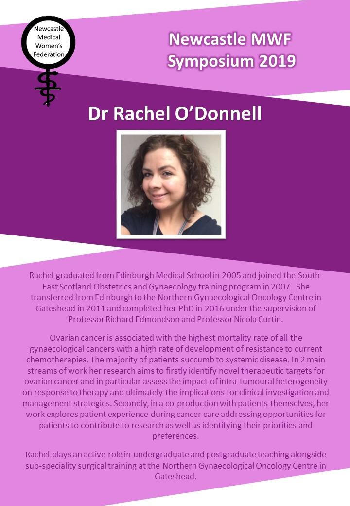 Guest 1 - Dr Rachel O'Donnell
