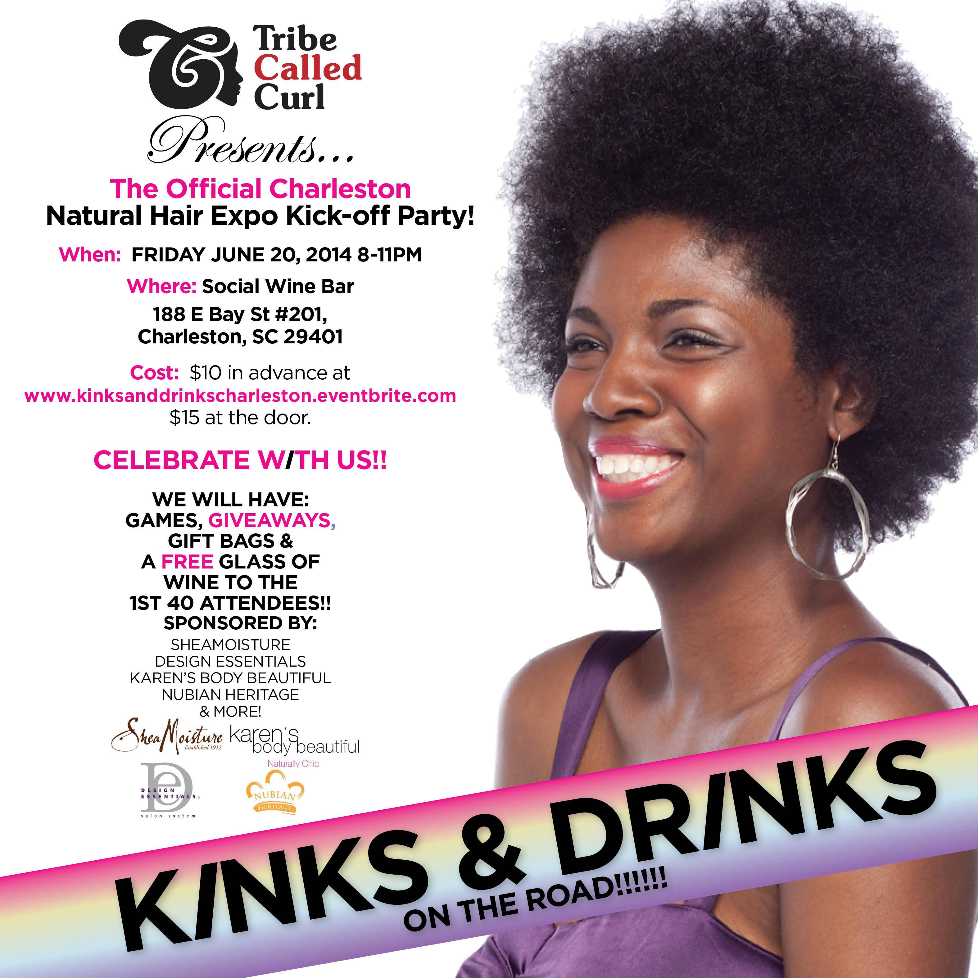 Kinks and Drinks Charleston