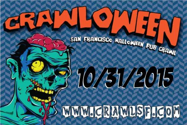 About crawloween san francisco halloween pub crawl contact crawlsf