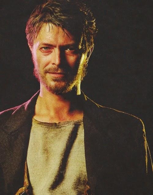 David Bowie in BAAL