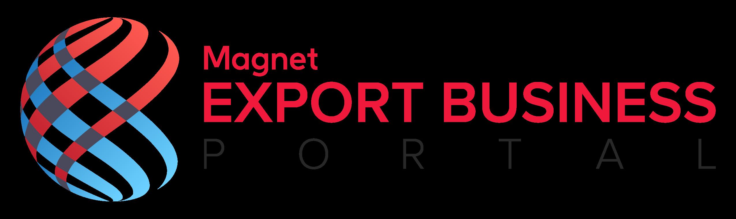 Magnet Export Business Portal logo