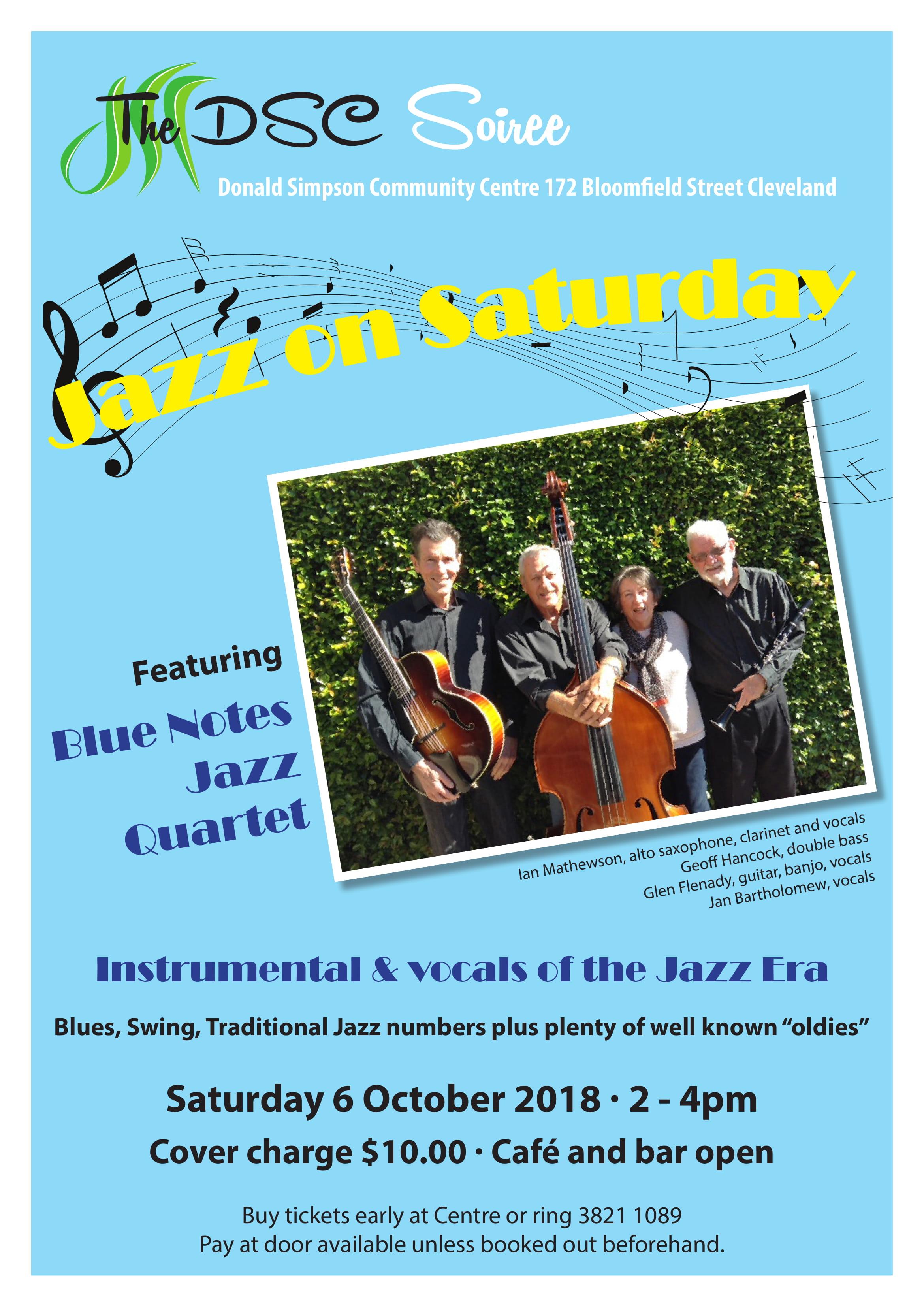 Jazz on Saturday
