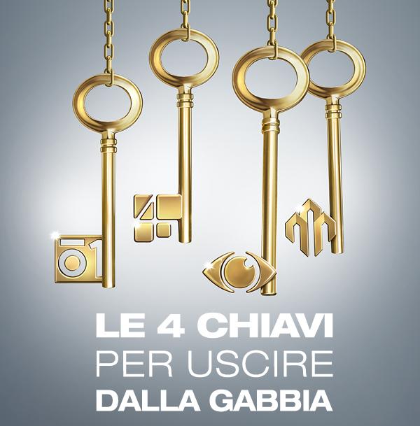 Le 4 Chiavi