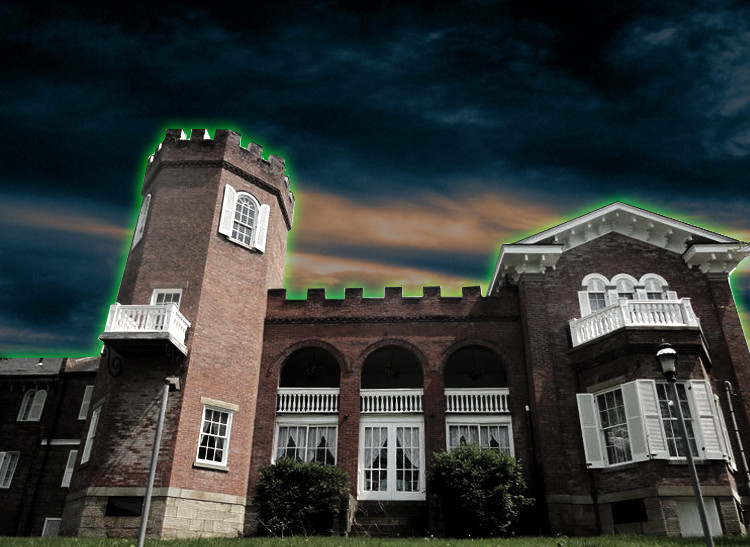 haunted nemacolin castle