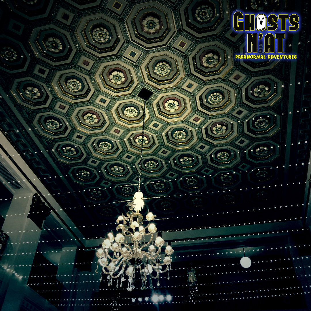 Baltimore ghost events