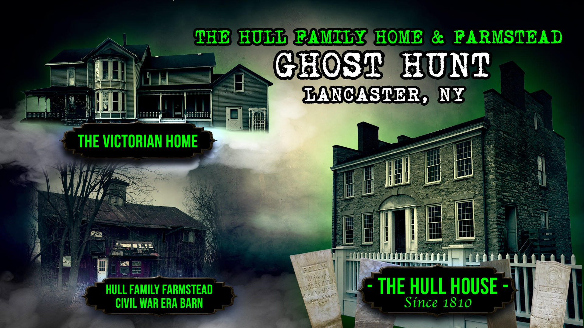 Hull House Ghost Hunt
