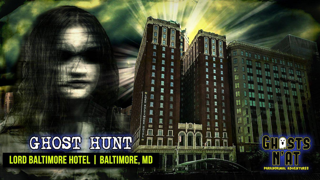 Baltimore Ghost Hunt