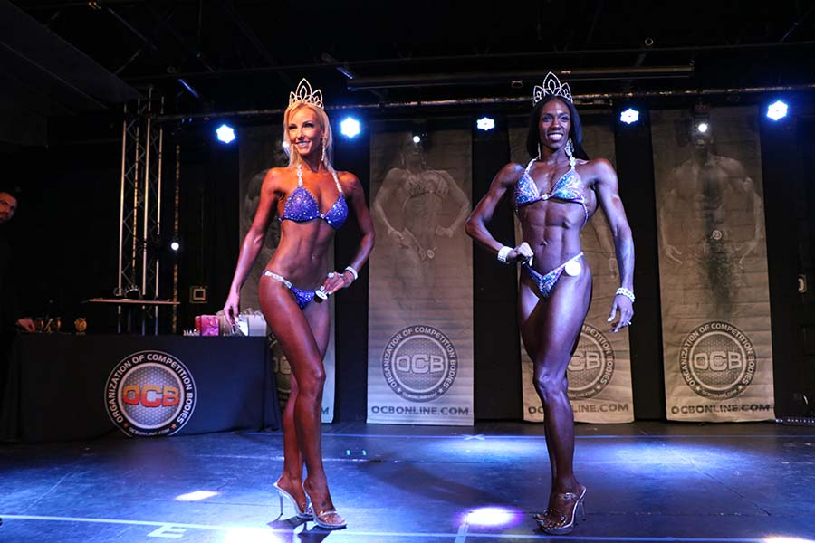 2018 Bikini and Figure Queens