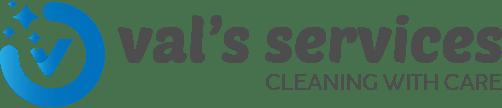 Val's Services Logo