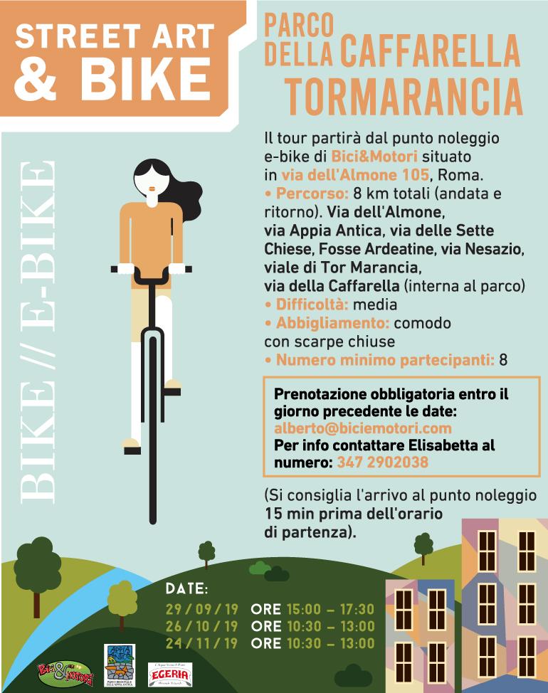 Stree art & bike