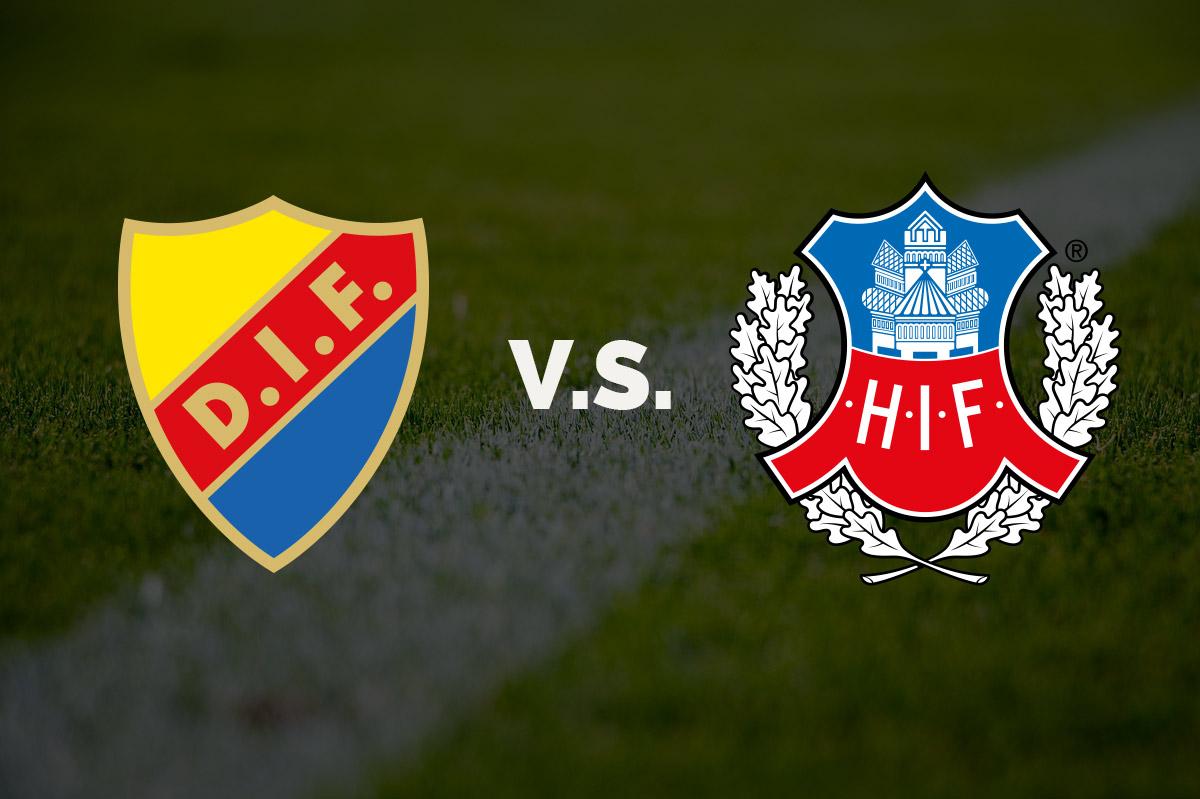 Dif vs Helsingborg