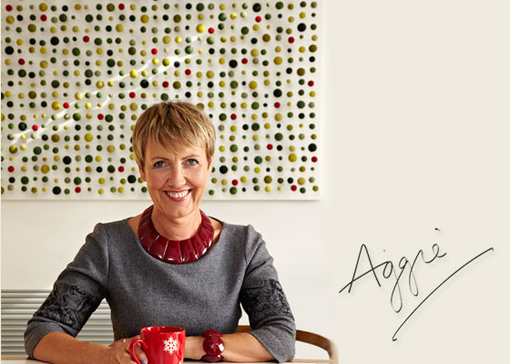 Aggie MacKenzie