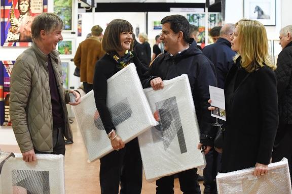 Art Buyers Contemporary Art Fairs