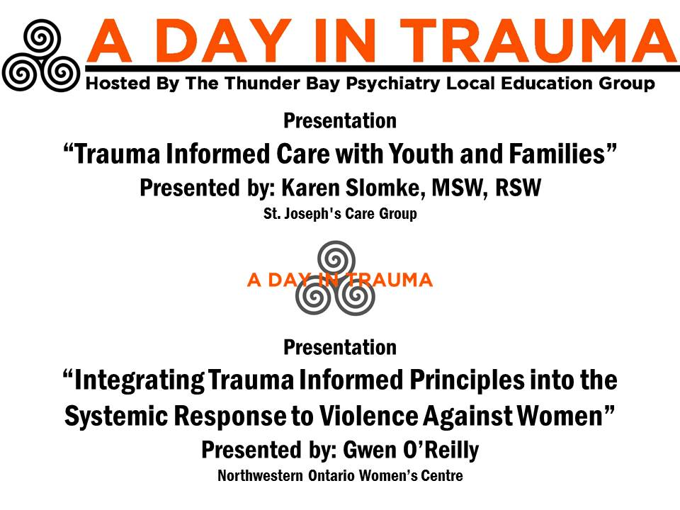 trauma informed law and working with youth