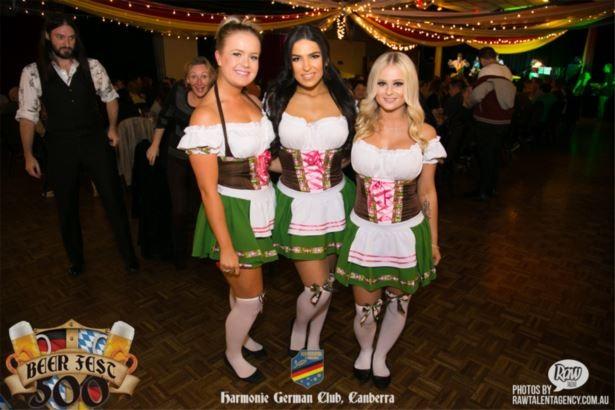 The Harmonie German Club