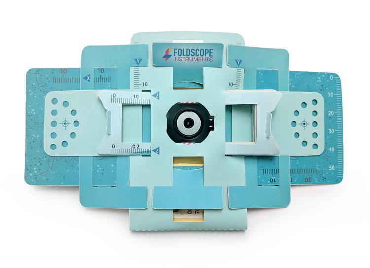 Foldscope Image