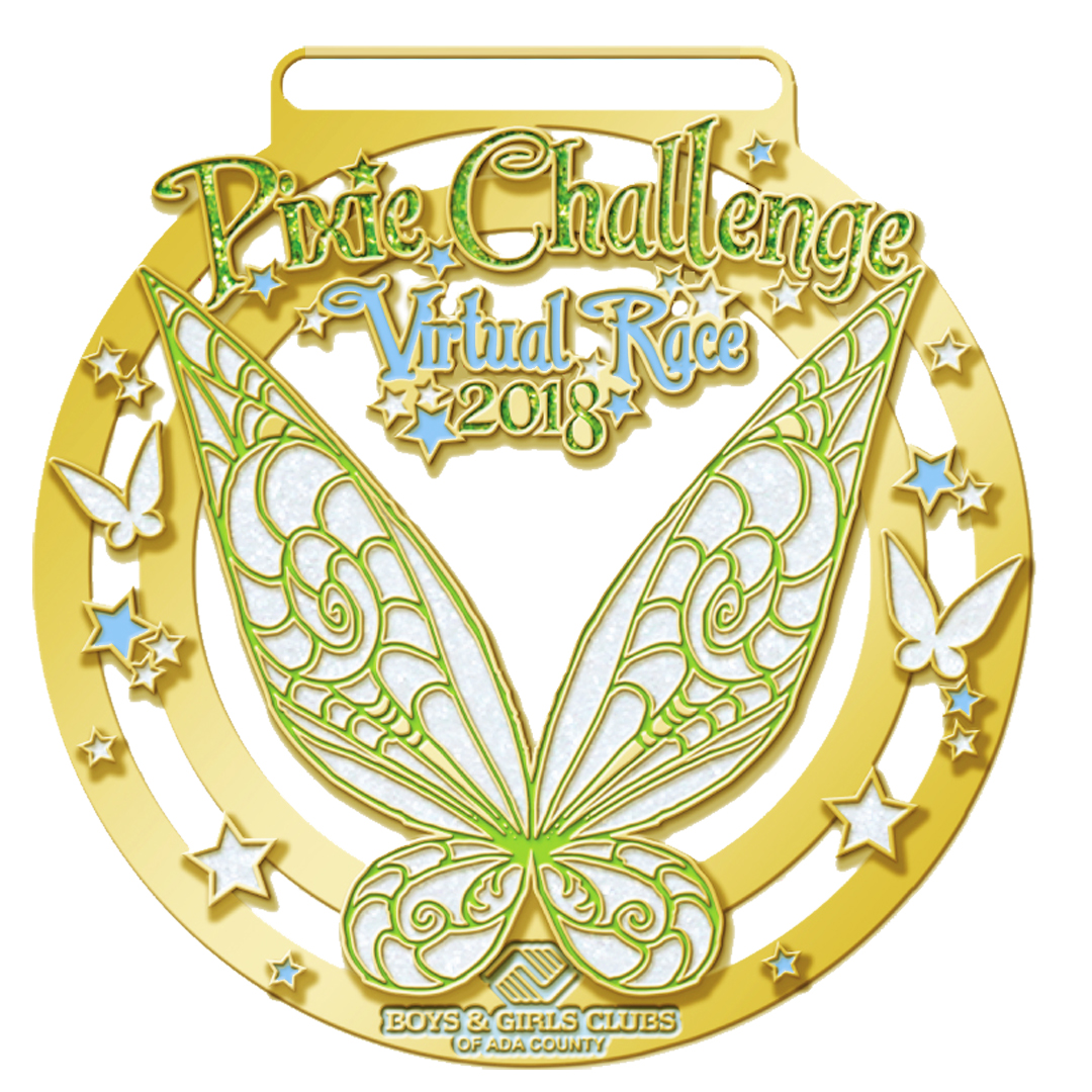 Pixie Challenge Virtual Race 2018
