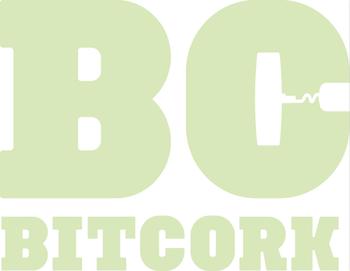 BitCork logo - Founders Live PDX / Portland