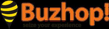 Buzhop logo - Founders Live PDX / Portland
