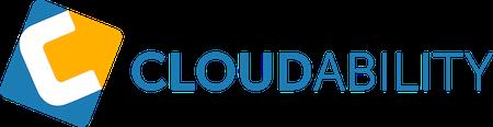 Cloudability logo - Founders Live PDX / Portland