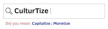 CulturTize logo - Founders Live PDX / Portland